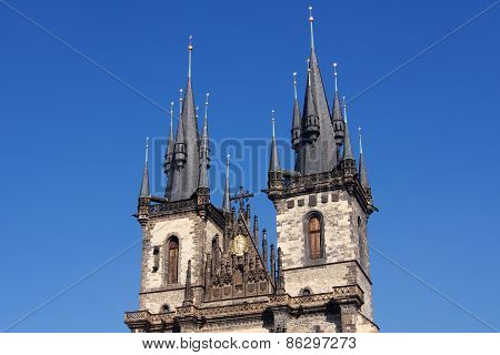 Tyn Church Prague