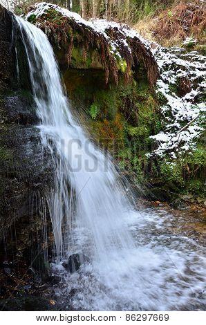Winter at Falls