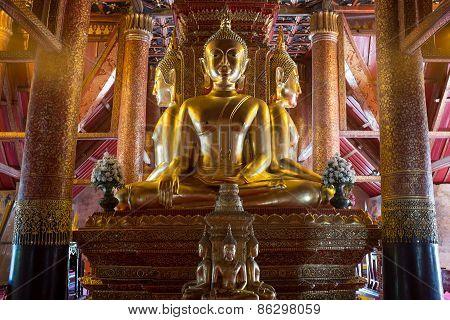 Buddha images of Wat Phumin