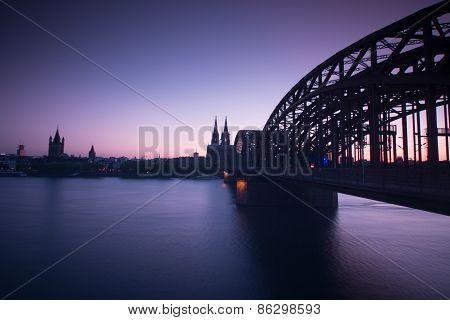 Cologne's Mystic Mood