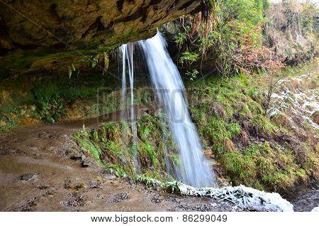 Maspie Den Falls