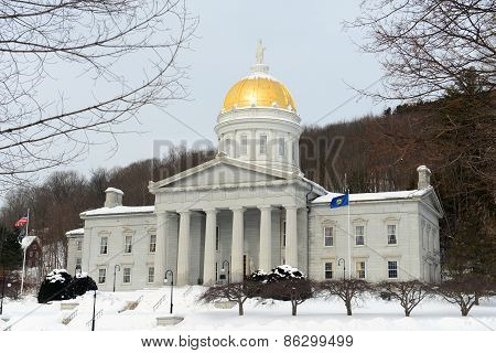 Vermont State House, Montpelier