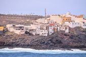 pic of canary  - Sea Village at the Spanish Canary Islands - JPG