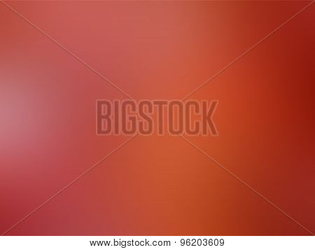 Beautiful Autumn Colorful Gradient Red Brown Orange
