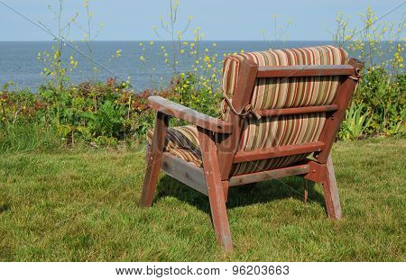 Seat By The Sea