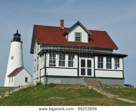 Baker's Island Lighthouse