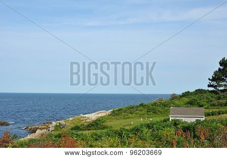 Baker's Island View