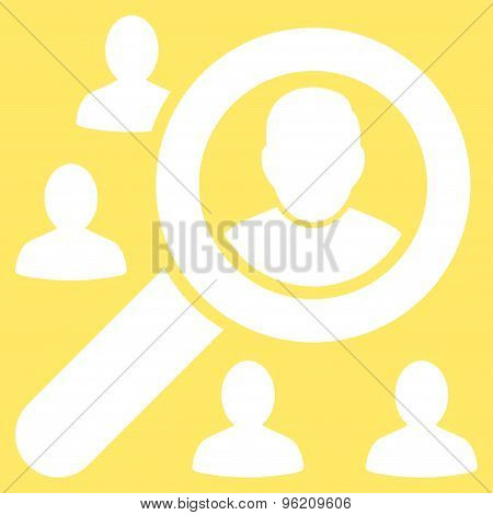 Marketing icon from Business Bicolor Set