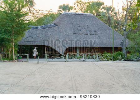Nata Lodge In Botswana