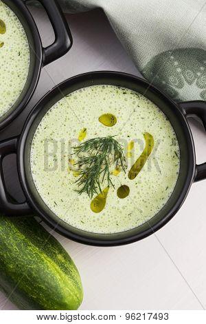 Tarator, Bulgarian Sour Milk Soup