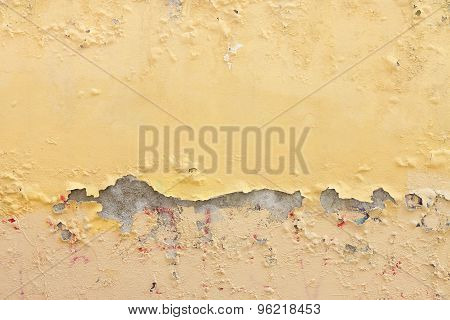 Damaged Plaster background