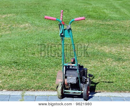 Grass Mower