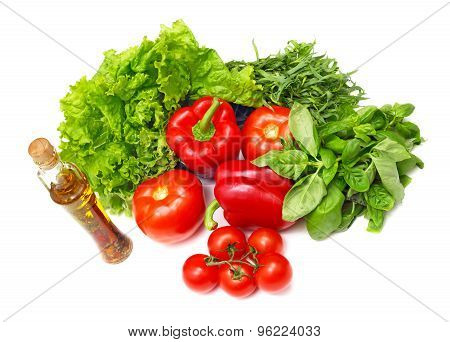 Pile Of Vegetables