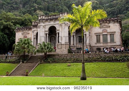 Parque Lage Mansion