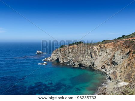 California Coastline, Highway 1, USA