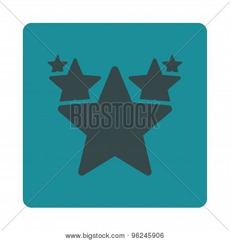 Hit parade icon from Award Buttons OverColor Set