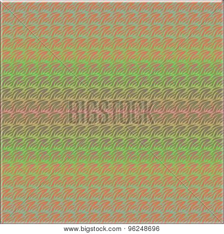 Metalic Rainbow Tile