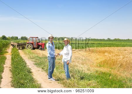 Agribusiness Deal