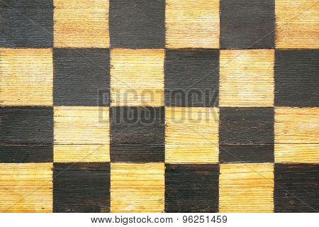 Chessboard Fragment