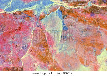 Abstrakte Marmor