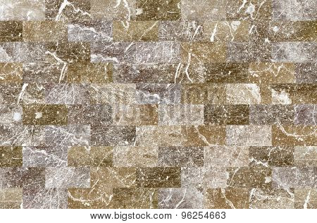 Marble tiles seamless flooring texture, detailed structure of marble.