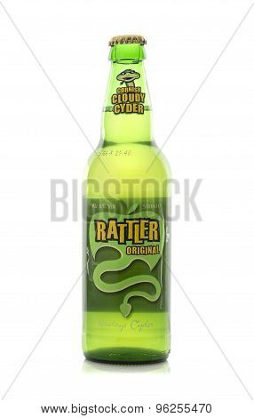 Bottle Of Cornish Rattler