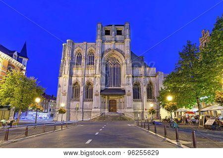 Church Of Saint Peter In Leuven