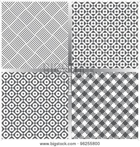 Seamless Pattern Set Ff