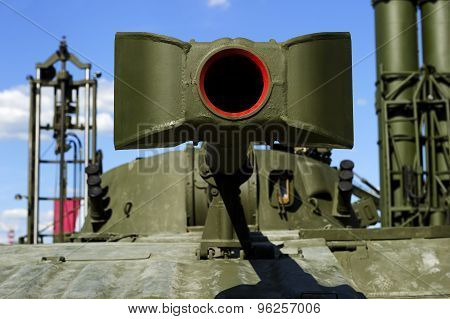 Tank cannon barrel