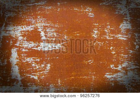 abstract background with iron textures