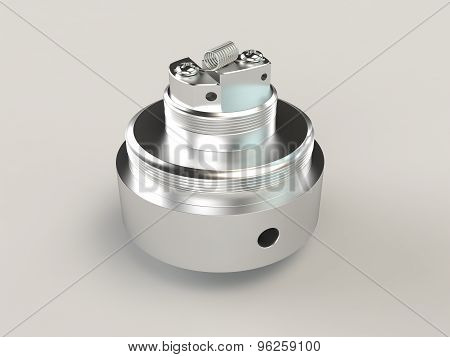 Rebuildable  Vaping Atomizer