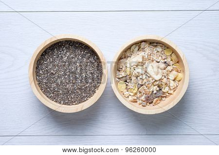 Muesli And Chai Seed