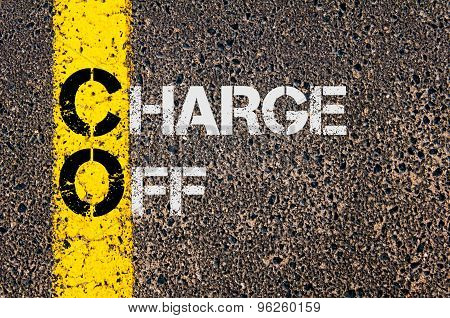 Business Acronym Co As Charge Off