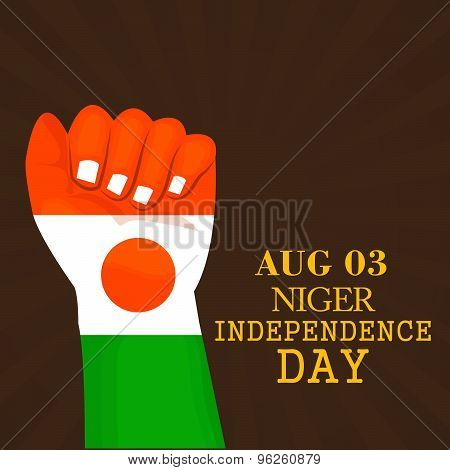 Niger Independence Day.