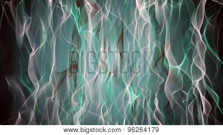 Fantastic Elegant And Powerful Eco Background Design Illustration