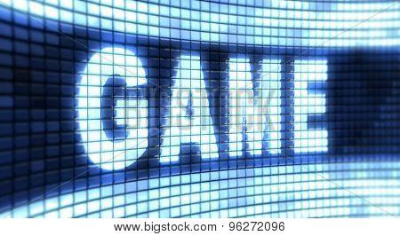 Panel Game