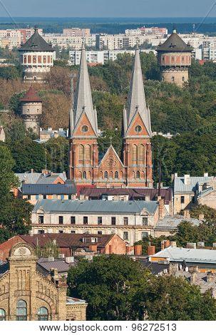 Riga Top View