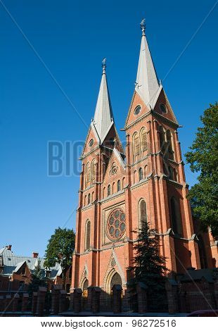 St. Francis Church, Riga