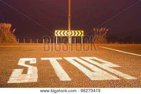 Stop Cross
