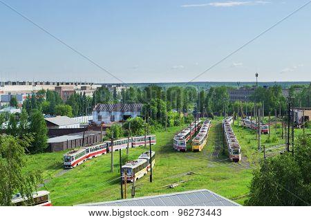 Tram Park