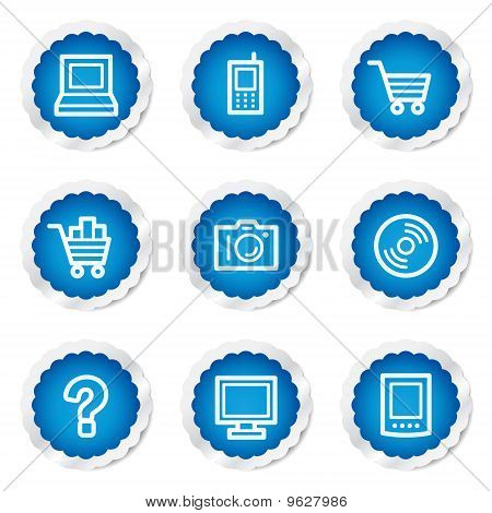 Electronics Web Icon
