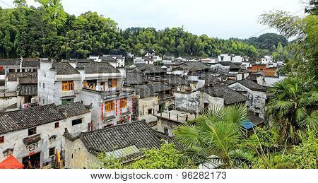 wuyuan,the most beautiful village in China