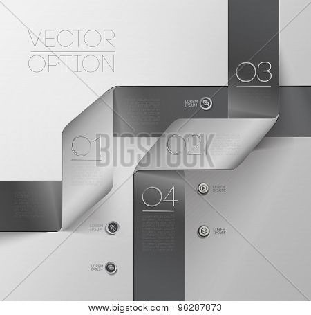 Vector Background Number