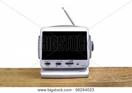 Mini Analog Television