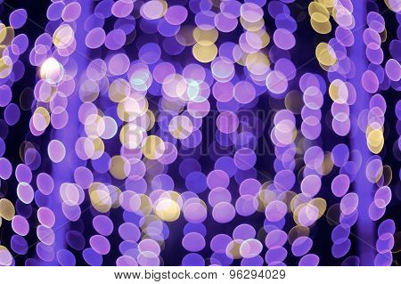 abstract background pink bokeh circles. Beautiful background