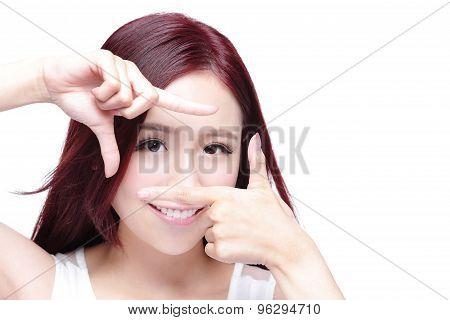 Eye Care Concept