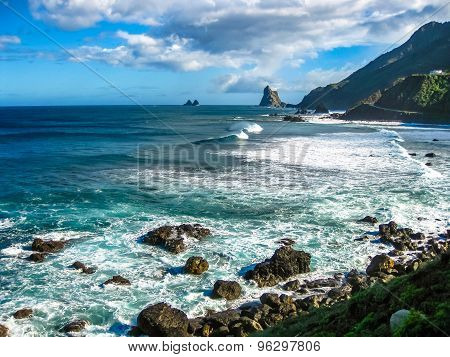 Tenerife north coast