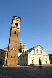 image of torino  - The Cathedral of Torino Italy - JPG