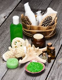 picture of baste  - Spa cosmetics and accessories - JPG