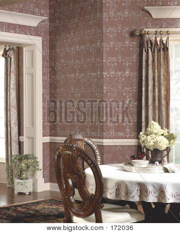 Filigree Dining Room